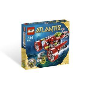 レゴ アトランティス 8060 タイフーン・ターボ miraiya05