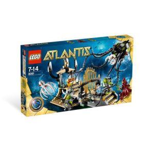レゴ アトランティス 8061 巨大イカのゲート miraiya05