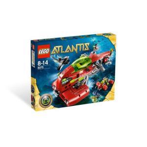 レゴ アトランティス 8075 ネプチューン・キャリア miraiya05