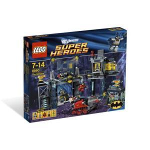 レゴ スーパーヒーローズ 6860 バットケーブ|miraiya05