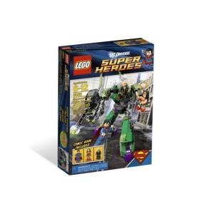 レゴ スーパーヒーローズ 6862 スーパーマンvs パワー・アーマー レックス|miraiya05