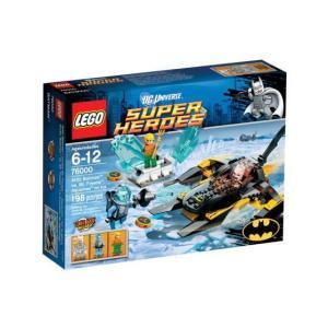 レゴ スーパーヒーローズ 76000 バットマン vs ミスター・フリーズ : 氷上のアクアマン|miraiya05