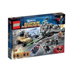 レゴ スーパーヒーローズ 76003 スーパマン:スモールビルの戦い|miraiya05