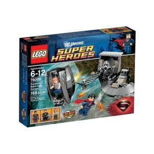 レゴ スーパーヒーローズ 76009 スーパーマン:ブラックゼロ・エスケープ|miraiya05