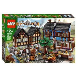 レゴ キャッスル 10193 Medieval Market Village|miraiya05