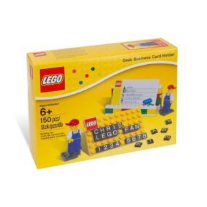 レゴ ステーショナリー 850425 Desk Business Card Holder|miraiya05