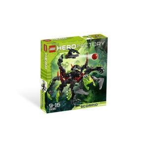 レゴ ヒーローファクトリー 2236 Scorpio|miraiya05