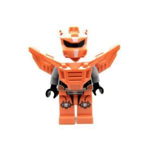 レゴ ギャラクシー・スクアッド ロボット・サイドキック(Galaxy Squad)オレンジ・ヒーロー - ミニフィグ (7g6)【メール便可】|miraiya05