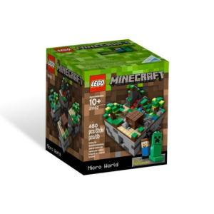 レゴ クーソー 21102 Minecraft Micro World #003|miraiya05