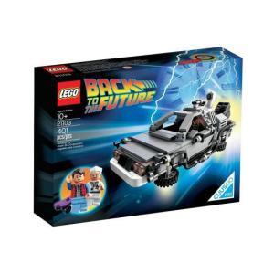 レゴ クーソー 21103 デロリアン・タイムマシン #004|miraiya05