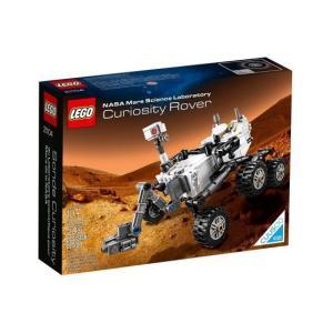 レゴ クーソー 21104 NASA マーズ・サイエンス・ラボラトリー・キュリオシティローバー #005|miraiya05