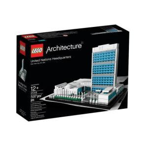 レゴ アーキテクチャー 21018 United Nations Headquarters|miraiya05