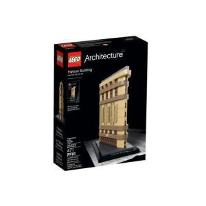 レゴ アーキテクチャー 21023 フラットアイアンビルディング|miraiya05