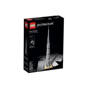 レゴ アーキテクチャー 21031 ブルジュ・ハリファ|miraiya05