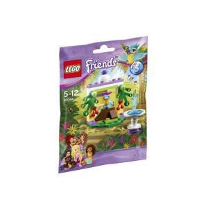 レゴ フレンズ 41044 インコとファウンテン 【メール便可】 miraiya05