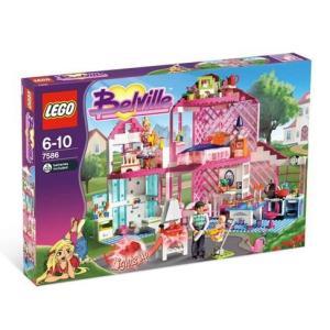 レゴ ベルビル 7586 Sunshine Home|miraiya05