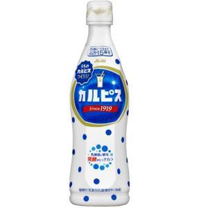 <title>アサヒ飲料 AL完売しました。 カルピス プラスチックボトル470ml×15本</title>