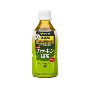 <title>伊藤園 2つの働き カテキン緑茶 350ml×24本 1ケース 通信販売 特定保健用食品</title>