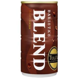 <title>TULLY'S COFFEE BARISTA'S BLEND 缶180g×30本 税込</title>