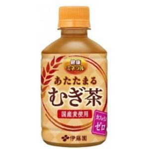 <title>伊藤園 健康ミネラルむぎ茶 PET <セール&特集> 275ml×24本</title>