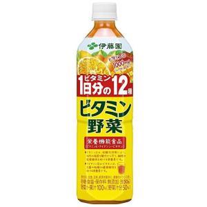 <title>伊藤園 ビタミン野菜 新作販売 930g×12本</title>