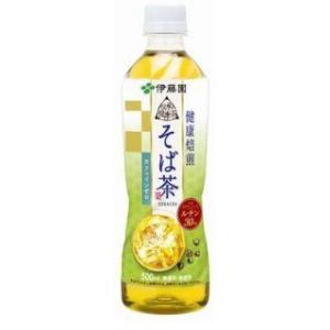 <title>伊藤園 伝承の健康茶 健康焙煎 そば茶 PET500ml×24本入 卸直営</title>