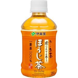 <title>伊藤園 お〜いお茶 高額売筋 ほうじ茶 PET280ml×24本</title>