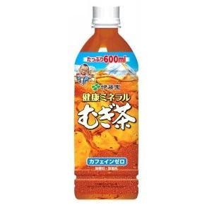 <title>伊藤園 健康ミネラルむぎ茶 マーケティング 600ml×24本 1ケース</title>