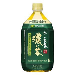 <title>伊藤園 スピード対応 全国送料無料 お〜いお茶 濃い茶 機能性表示食品 PET1L×12本</title>