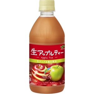 <title>伊藤園 TEAs'TEA 生アップルティー PET500ml×24本 お気に入</title>