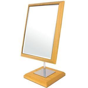 鏡 ミラー 卓上鏡 卓上ミラー スタンドミラー(業務用 プロ仕様)(片面鏡)(卓上 鏡 ミラー スタンド 店舗 ショップ 仕様 )|mirrorshop