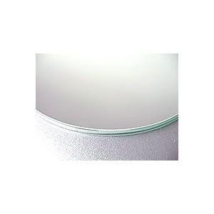 洗面 浴室 鏡ミラーのカット販売。クリアーミラー  通常の鏡 5mm厚 糸面取り加工:406mmx305mm mirrorshop