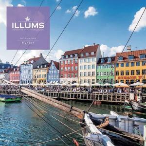 結婚祝い 内祝い お返し お礼 イルムス ILLUMS カタログギフトNyhavn ニューハウン コース|mirukuru