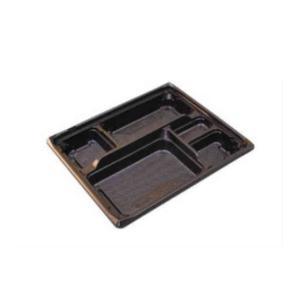 使い捨て 弁当箱 KE-1A 黒 セット