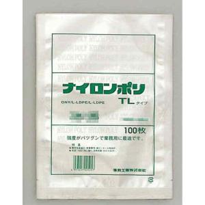 福助工業 真空袋 ナイロンポリ TLタイプ規格袋 18-20|misail