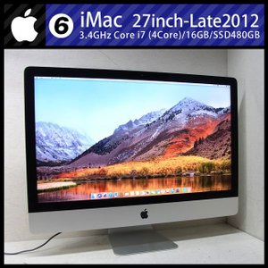 ●MacOS X 10.13(High Sierra)をインストール済み。 ●CPUとグラフィック...