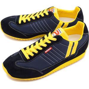 パトリック PATRICK スニーカー 靴 マラソン ネイビー 9422