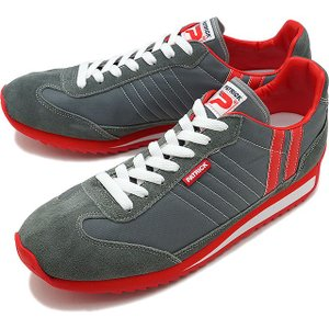 パトリック PATRICK スニーカー 靴 マラソン グレー 9624