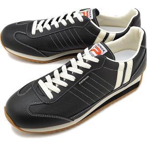 パトリック PATRICK スニーカー 靴 マラソン-L ブラック 98701