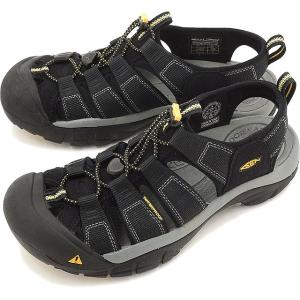 キーン ニューポート H2 ブラック サンダル 靴 KEEN Newport H2 (1001907...