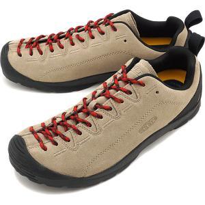 キーン ジャスパー トレッキングシューズ KEEN Jasper Silver Mink MNS 1002672 靴