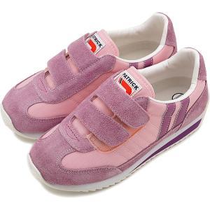 PATRICK パトリック キッズ スニーカー 靴 マラソン・ベルクロ PNK EN7127