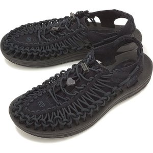 7c7b7b076959 KEEN キーン メンズ サンダル 靴 UNEEK 3C MEN ユニーク スリーシー Black Black 1014097