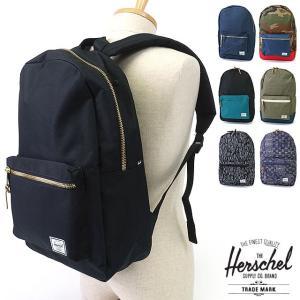 Herschel ハーシェル バックパック サプライ セトルメント リュック デイパック バッグ 10005