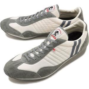 パトリック PATRICK スニーカー 靴 スタジアム WH/GY 23130