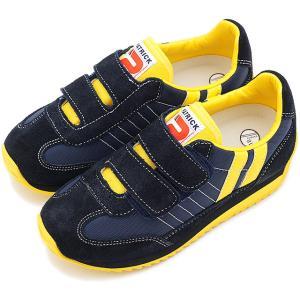 パトリック PATRICK スニーカー インファント 靴 キッズ マラソン・ベルクロ NVY  EN7702 SS15日本製 Made in Japan