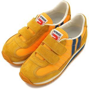 パトリック スニーカー インファント 靴 マラソン・ベルクロ PATRICK BNA バナナ  EN7805 SS16