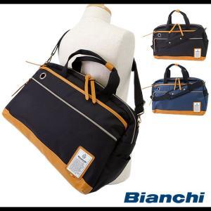 ビアンキ メンズ レディース Bianchi ボストンバッグ  NBTC-41 SS16 mischief