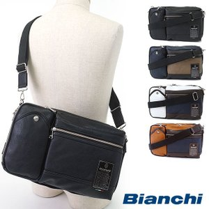 ビアンキ メンズ レディース Bianchi 3WAボディバッグ  TBPI-06 SS16 mischief