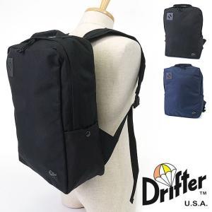 ドリフター スクエア バックパック Drifter  SQUARE BACK PACKリュックサック  DF430